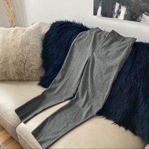 Zara Grey Work Trousers Size Small